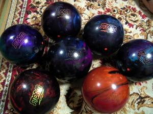 ストームのボール